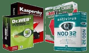 Антивирусная защита компьютеров